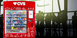 Over The Counter Medication Vending Machine Best Will CVS' Sales Take Off In Airports RetailWire