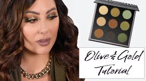 olive green fall makeup makeup geek