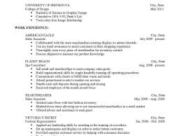 Victoria Secret Resume Sample Best Of Download One Employer Resume Sample DiplomaticRegatta