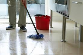 Mopping Kitchen Floor How To Mop Your Floor The Right Way
