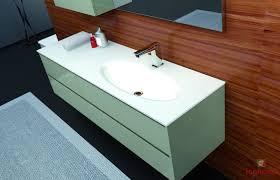 Lavandini da bagno con mobile: bagno con lavandino doppio mobile