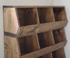 toy storage furniture. stackable chicken coop cubbies for toy storage craft supplies etc furniture