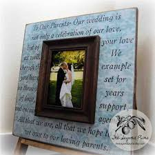 43 best wedding gifts for parents images on pinterest wedding Wedding Gifts For Parents Frames father of the bride parents thank you gift personalized picture frame mother of the bride parents of wedding gift custom frames wedding gift for parents picture frame