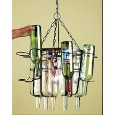 Wine Bottle Chandelier Room Decor Wine Bottle Chandelier Room Decor