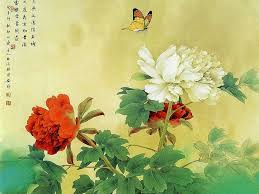 flowers and birds chinese gongbi paintings by zou chuan an 10 bird and