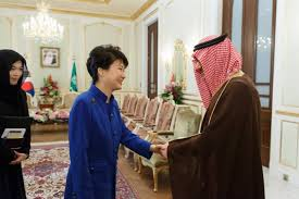 on the differences between saudi arabia and korea in culture