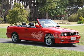 Sold: BMW M3 E30 Convertible (RHD) Auctions - Lot 17 - Shannons