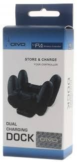 <b>Зарядная станция</b> Dualshock 4 - <b>Dual</b> Charging Dock (<b>OIVO</b> IV ...