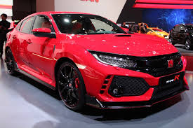 Production Honda Civic Type R Finally Debuts With 306 HP ...