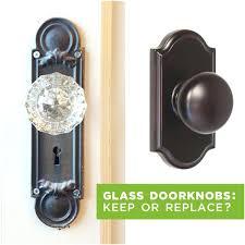 glass door knobs vintage glass door knobs for canada