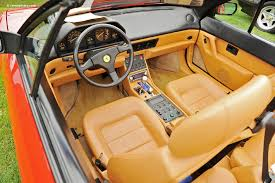Auction Results And Sales Data For 1990 Ferrari Mondial T