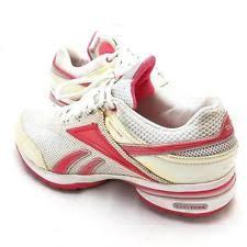 reebok easytone. reebok easytone smoothfit white pink lace women\u0027s athletic shoes size us 7 reebok o