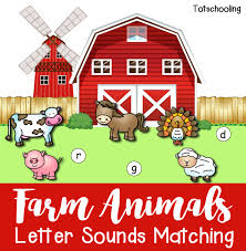 free animal printables for preschool