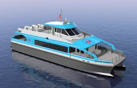 Elliott Bay Design Group Second Ferry Proposed For Ocracoke Express Baird Maritime