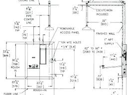 tub rough in bathroom plumbing rough in heights shower head height with fantastic tub shower rough tub rough in shower faucet