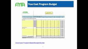 budget non profit 5 step guide to budget development resources for nonprofit