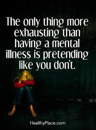 Mental Health Quotes Cool Quotes On Mental Illness Stigma HealthyPlace