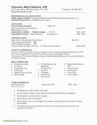 Sample Resume For Lpn Nurse Nursing Student Resume Clinical Experience Lpn Resume