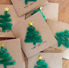 DIY Christmas Card Ideas Fun U0026 Simple  Crafts UnleashedChristmas Card Craft Ideas