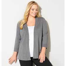 plus size cardigans on sale avenue plus size heathered button cuff cardigan 39 liked on