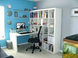 Ikea usa office Desk Ikea Home Friendswlcom Make Your Home Office Part Of Storage Wall For More Built In Ikea