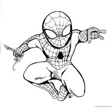 For a movie that could have gotten way too bogged down in marvel cinematic universe lore, or spent time apologizing for previous entries in the franchise, it manages to pretty much give everybody what they want. Spiderman Coloring Pages Chibi Coloring4free Coloring4free Com