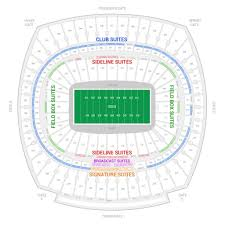 The Awesome Arrowhead Stadium Seating Chart Seating Chart