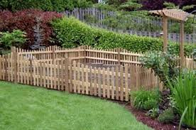 Simple and cheap privacy fence design ideas Backyard Decorhouzzcom 40 Simple And Cheap Backyard Privacy Fence Design Ideas