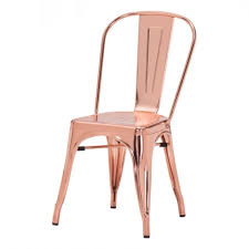 district17 elio dining chair rose gold desk chairs with regard to amazing residence gold desk chair designs