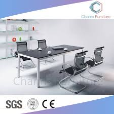 modern round meeting table office conference desk cas mt1807