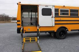 wheelchair lift bus. Delighful Lift Commercial Buses Vans Shuttle Paratransit Limo Church  Retirement Community Shuttles Buses And ADA Wheelchair Lift Vans In Wheelchair Lift Bus I