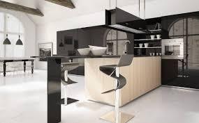 Stunning Modern Style Kitchen Cabinets With White Huge Kitchen - Huge kitchens