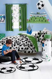 Soccer Bedroom Decor For Teen Boys Decor Crave