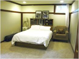 basement bedroom design ideas.  Ideas Basement Bedroom Ideas On A Pleasing Without Intended For Plans 13 Throughout Design