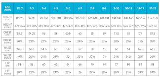 Primark Size Chart 40 Factual Primark Size Chart