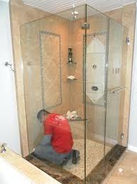 shower doors of houston astonish custom glass door throughout frameless home ideas 11