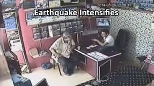 Earthquake makeup refers to a supposedly fake viral video by youtuber ali j in which an earthquake interrupts recording of a makeup tutorial. Download Earthquake Gif Funny Png Gif Base
