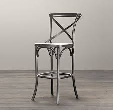 metal madeleine stool bar u0026 counter stools restoration hardware kitchen stool restoration hardware stools t97