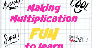 Teaching with TLC: Tips & Tricks for Teaching Multiplication