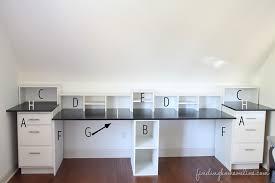 Built-In-Desk-Measurements