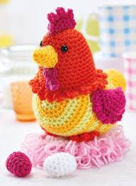 Crochet Chicken Pattern Interesting Inspiration Ideas