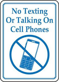 No Cell Phone Zone Printable Sign Printable Inspiration