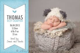 Print Baby Announcement Cards Baby Boy Announcement Cards