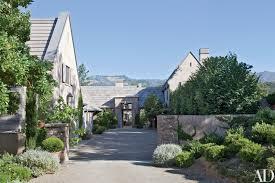 Casa Design Napa Valley See How Bobby Mcalpine Transformed A Napa Valley Home Into A