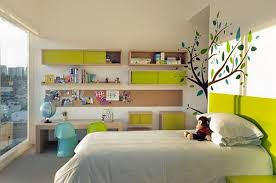 boy bedroom decor ideas. Kids Rooms, Green And White Bedroom With Floral Wallpaper Whimsical Decor Ideas For Boy