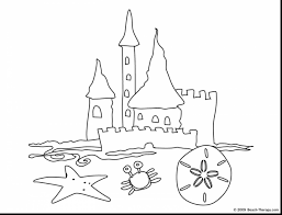 Small Picture Outstanding printable summer coloring pages for kids with beach