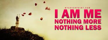 i am me cover inspiration and encouragement facebook cover