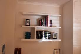 wall shelving units. Furniture Floating Shelves Display Wooden Laminate Flooring Idea Full Wall Shelving Units Small White Ceramic Decorative