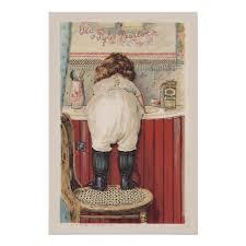 Image Canvas Zazzle Vintage Bathroom Wall Art Zazzlecom