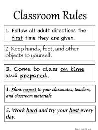 classroom rules template classroom rules editable template by stuck in the middle with ms castle